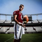 Connor Mitch will start South Carolina's first game of the season, Gamecocks head coach Steve Spurrier says. http://t.co/PxSBZ9UG6s