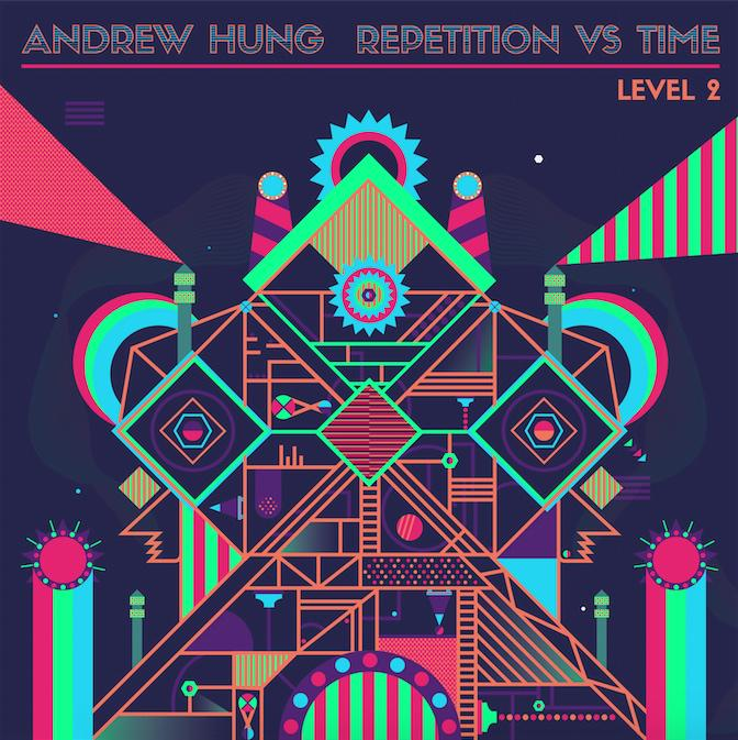Contemplate the manmade construct of time.Or just dance to Andrew Hung's futuristic new banger!http://t.co/OVFoFO9qey http://t.co/Ose4kHKRu2