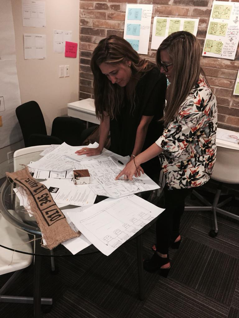 Exciting to be working with an amazing interior designer on our new @fdesignschool campus! http://t.co/2st5JOstLD