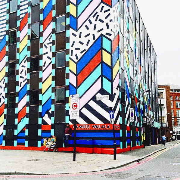 A2: Art, art, art. Architecture, architecture, architecture. ★ #London #TL_Chat @TravelLeisure http://t.co/3LNCk2ukOe