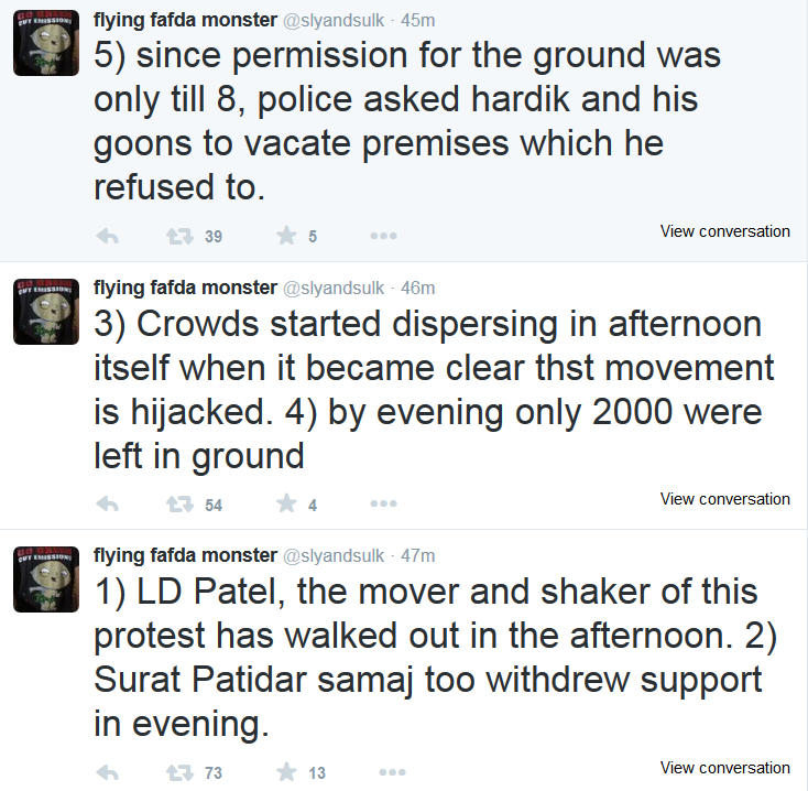 Everything you want to know about #HardikPatel and Gujarat.  Neatly tweeted by @slyandsulk. Now chill and sleep well! http://t.co/PGokwT0q1v