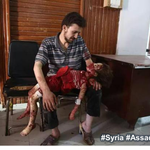 Father & daughter, and the final goodbye.  #Syria #AssadCrimes http://t.co/0PygLNURPn