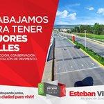 Trabajamos para tener mejores calles #2doInforme @EVillegasV Construimos Juntos, una gran ciudad para vivir #DuranGo http://t.co/0oX0rFAHfW