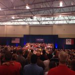 .@AnnCoulter takes the stage at Trump campaign event in #Dubuque. http://t.co/VCUKVXxNM5