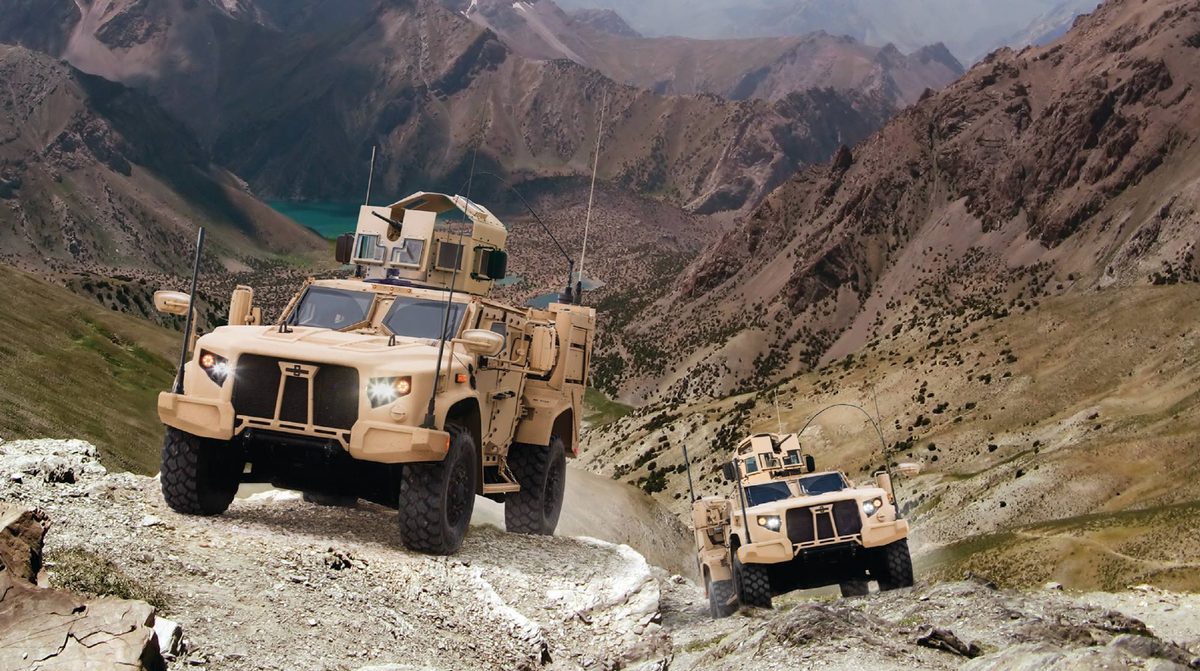 Humvee's days are numbered, as US military announces new replacement thumbnail
