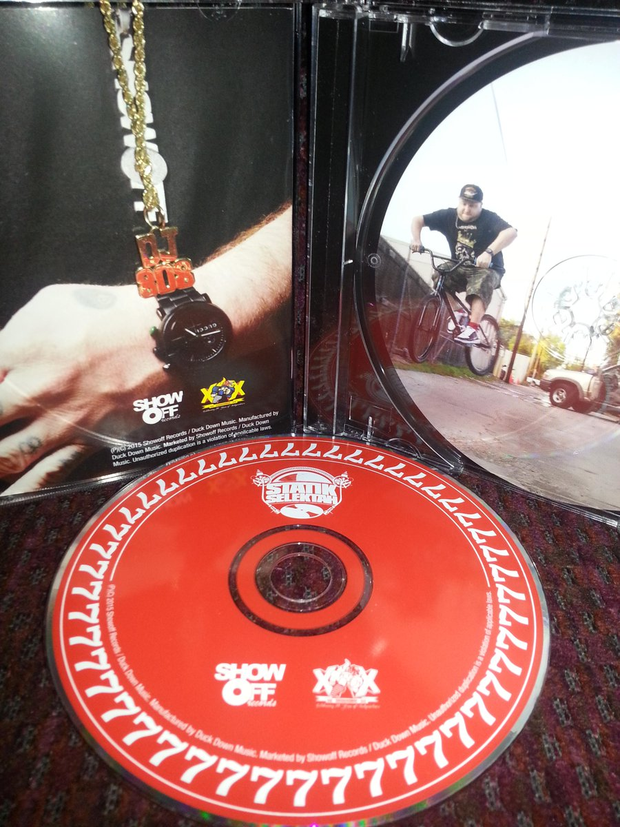 I support Real Hip-Hop and you should do the same #ShoutOut @StatikSelekt #Salute #Respect  #Lucky7 #ShowOffRecords http://t.co/FXQ55EOGOi