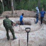 #Родники На территории района завершена археологическая разведка. Обнаружен комплекс из восьми курганных могильников. http://t.co/vyRyENQ3QX