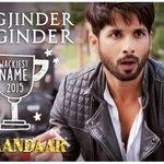 RT @foxstarhindi: It doesn't get any more wackier than 'Jagjinder Joginder'! @shahidkapoor @aliaa08 http://t.co/VwBhRyBRz0