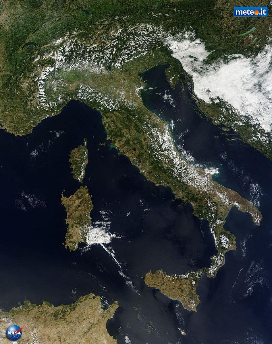 Foto della terra dai satelliti 2