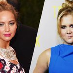 RT @Variety: Jennifer Lawrence and @amyschumer are writing a comedy together http://t.co/OaBQ21N6XH