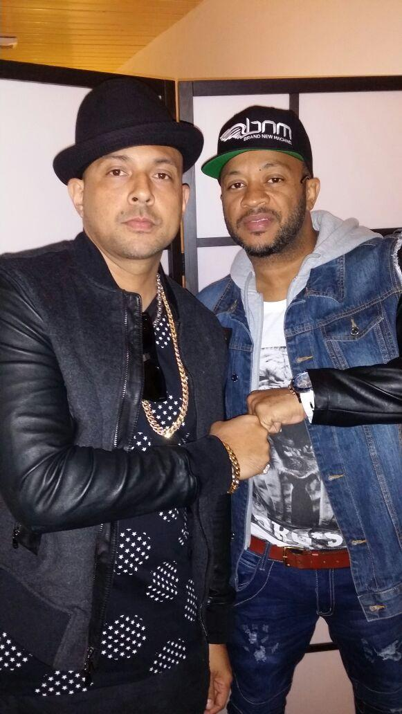 Me and the general @duttypaul  backstage Hamburg last nite. #dopeshow http://t.co/O4UzcS5U1M