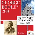 The Boole Bicentenary Celebration is a free public conference this weekend @UCC Register here: http://t.co/NIkN29J83s http://t.co/4fZWDc1rhp