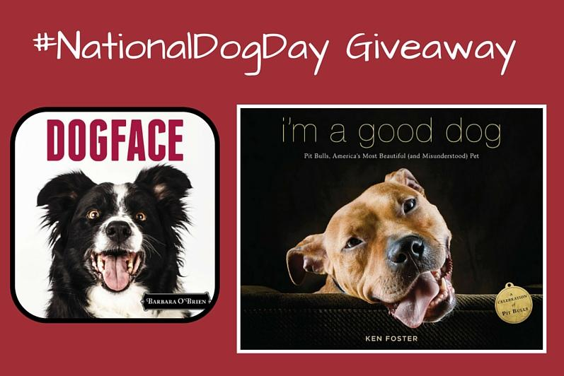 In honor of #NationalDogDay, we're giving away our fav dog books! RT to win. US only. Rules: http://t.co/yK7DYYilDN http://t.co/wcC6tfn7ji