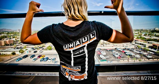 We're digging these 70th #anniversary t's! RT this post for a chance to win it! #uhaullife http://t.co/41ENsvqSSF http://t.co/2Tc8q8e1JX