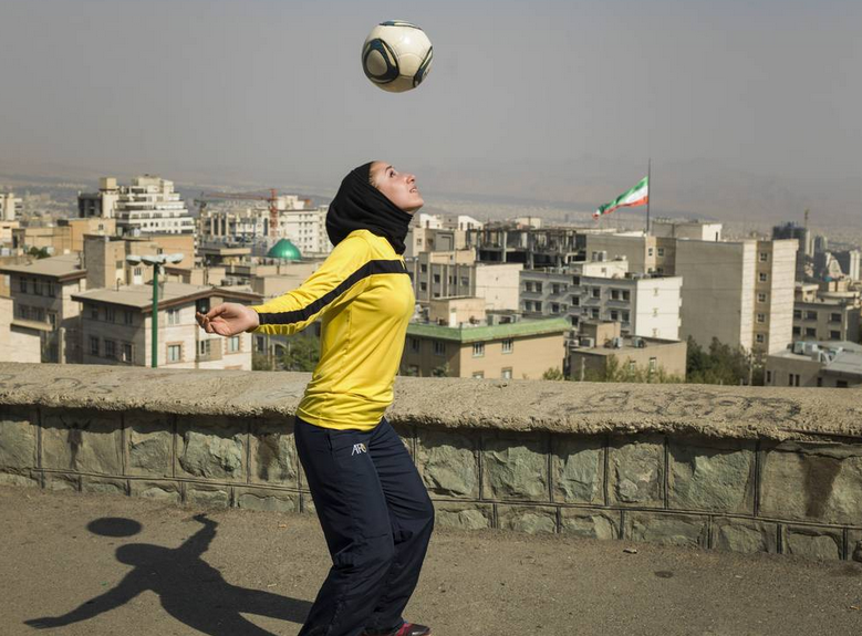 4,000 Iranian girls now play soccer in Iran's women's + girls' leagues, up from 0 in 2005. http://t.co/PH5MrBMBtM http://t.co/gQNnBAIk6d
