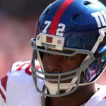 Former All-Pro DE Osi Umenyiora officially retires from NFL as a Giant after signing a one-day contract.