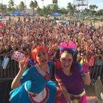 Con mi amigui en #tampico #22añosMMTV  @MarucaGalindo http://t.co/P0aMxcbTvU