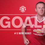 57 - GOAL! Club Brugge 0 #mufc 3. A hat-trick for Rooney! http://t.co/WbUJHLEZe7