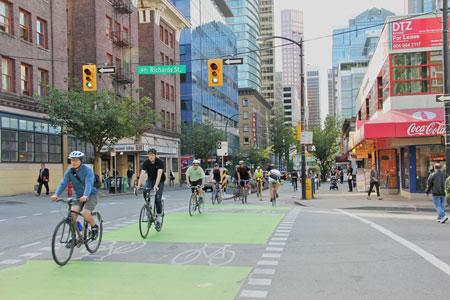 Enough with Bikes vs Cars – It's about Better #Cities! http://t.co/ydClMqDBDA @BrentToderian in @planetizen http://t.co/OEaSfHFymi