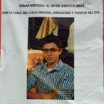 #BuscamosA Gabriel de la Peña D. @BuscandoGabriel Desapareció el 20 ago 15 AP 1002/2015 FGE #Zapopan @Trafico_ZMG RT http://t.co/ukX3CxIUQN