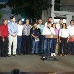 Presidente @JuanManSantos #alaire en @InstitucionalTV en declaración sobre #AtenciónFrontera http://t.co/qJOY9ADGCH
