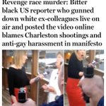 The media always address a white shooter by his name not race but any other shooter its race not their name http://t.co/MHj9kz5aiO