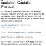 Donde quedó la promesa de Castalia que no habrían Call Center atacando periodistas? http://t.co/3DsJk3zeeq