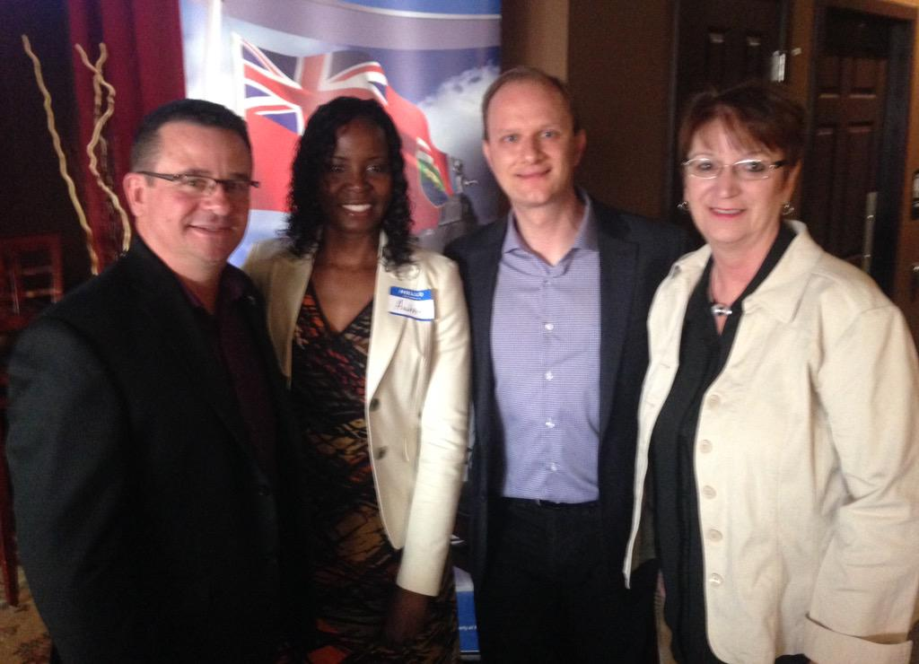 test Twitter Media - Congratulations to Candidate Andrew Micklefield on a successful PC Fundraiser in Rossmere http://t.co/rDLxKGCtob