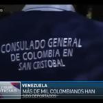 #VIDEO Vzla brinda atención en la frontera en el marco del respeto de los DDHH. http://t.co/FyY2igPAnl http://t.co/yicdfXhm6a #FelizViernes