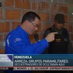 |#VIDEO| Hallan en Táchira centro de paramilitares y prostitución http://t.co/7O31duEFNQ #MaduroVictoriaEnLaFrontera http://t.co/tsgdRASXL1