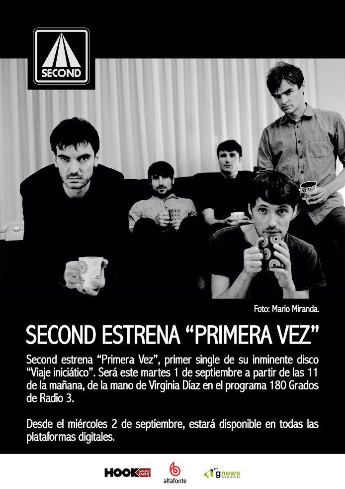Estrenamos 1er single d nuestro nuevo disco el próximo martes, 1 d sept, con @VirginiaDiazR3 en 180Grados @radio3_rne http://t.co/DljFEWsJEp