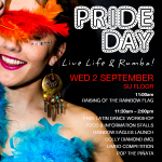 Live life and rumba this Wednesday when #Bendigo campus celebrates diversity. #pride #queer #LGBT http://t.co/tDZqFJWiGU