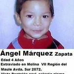 IMPACTO Niño 4 años hallado muerto aquí en Molina, pudo haber sido estrangulado y violado @BIOBIO @vlanoticia http://t.co/e6VoubPOtM