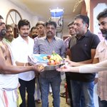 RT @RedGiant_Movies: #ProductionNo10 Poojai. @Udhaystalin @Ahmed_filmmaker @prakashraaj