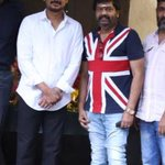 RT @Actor_Vivek: Pooja over. Shoot starts soon. My combo...!!