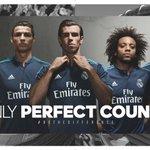 Esta es la nueva 3ª equipación Real Madrid 15/16 @adidas_ES #OnlyPerfectCounts Cómprala aquí http://t.co/WeBsS2XWrn http://t.co/lVFhn2Xupr