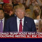 ".@realDonaldTrump: ""#RNC has been absolutely terrific…I just wanted fairness from the Republican Party."" http://t.co/sNv2waUh1A"