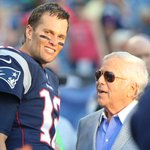 """Tom Brady represents everything great about the game"" -Robert Kraft http://t.co/74jN7mtu1T http://t.co/8QG3PyncSz"