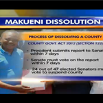 #OpinionCourt Makueni tribunal hands over report recommending county dissolution http://t.co/KL9VAdJ0yc