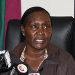 Deputy IG Grace Kaindi says she will not leave office without official dismissal letter http://t.co/mwShCk7183 http://t.co/WfY9Dpzqzf