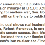 CREDO STATEMENT on @CoryBookers support for the #IranDeal http://t.co/rtsCqXfeDq #p2 http://t.co/jLPu2TQ57c