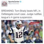 Roger goodell better get on national TV and apologize to the entire franchise #freebrady http://t.co/5e3SYhEdkD