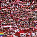 Bayern Munich are to set up a training camp to help refugees coming into Germany Full story http://t.co/Cdyq1h3tY4 http://t.co/ZIUs3H4nmk