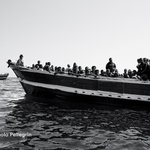 In the early hours of July 27, two tiny fishing boats drifted across the Mediterranean Sea http://t.co/GlwD38xzZX http://t.co/fX4M6d5oXf