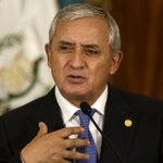 "Guatemala  Renunció el presidente de Guatemala, Otto Pérez Molina http://t.co/3cBAVh1IMP http://t.co/j1wI37zIp3"""