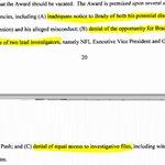 Three key legal deficiencies in Goodells suspension of Brady, Berman says. #deflategate http://t.co/KZKNQM0xEM