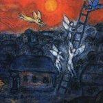 RT marisabeloyo: Marc Chagall Jacobs Ladder   1973    #art http://t.co/ir4Lbc2HV1 https://t.co/GPgu4Yvhbu