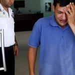 Meus filhos escorreram pelas minhas mãos, diz pai de menino sírio morto na praia http://t.co/o9daN2kmJA #G1 http://t.co/3vtwHoXCEA