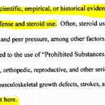 Berman really didnt like Goodell comparing deflation to steroids. #deflategate http://t.co/HjsSuMc8n1