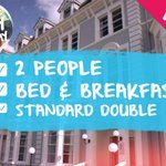 RT & Follow to #WIN this weeks #FreeStayFriday at the 4* Llandudno Bay Hotel in #Wales! YAY! http://t.co/u4znqvubI7 http://t.co/aazINuQH4S